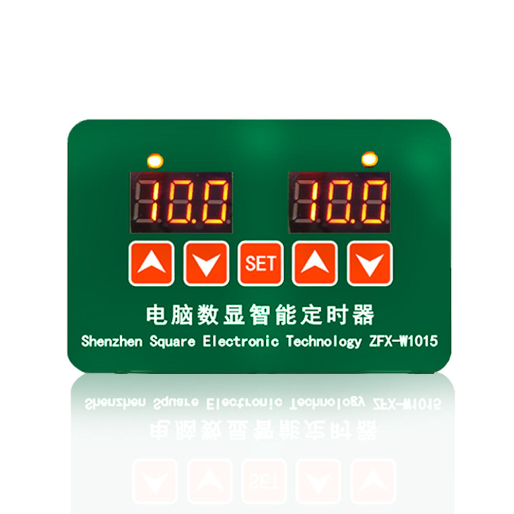 W1015 computer digital display multi-function time minute second hour switch intelligent timer