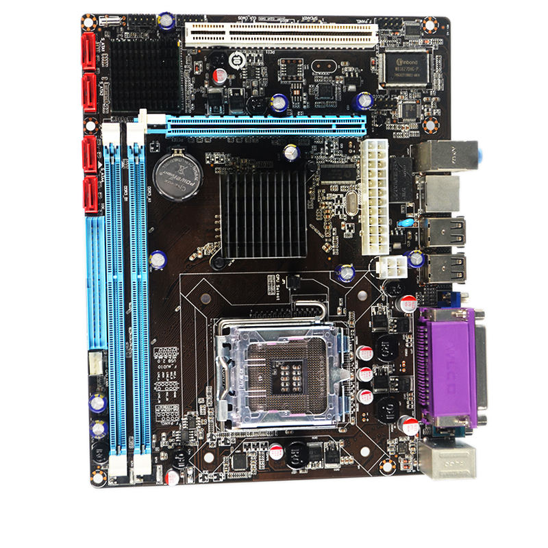 FOXCONN G41 DDR3 Dual socket 775 motherboard 대 한 PC