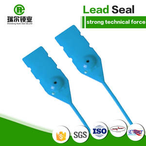 Metalen security seals REP005 beveiliging seal tags