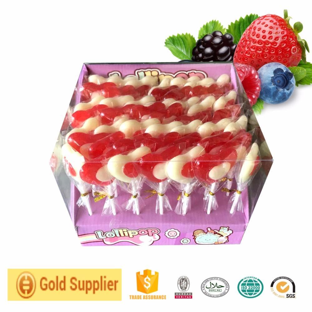 Amor Lolllipop fabricante de doces doces