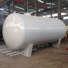 Safer storager carbon steel gasoline diesel fuel storage tank price