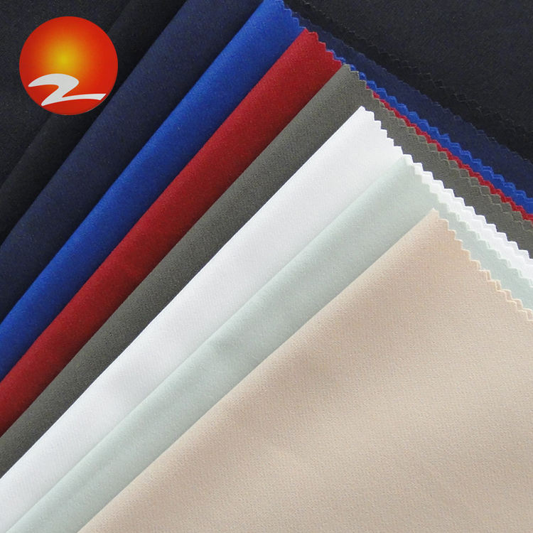 Wholesale Custom 4-way T-shirt Spandex Polyester Stretch Fabric