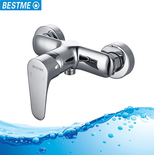 shower faucet/bathtub mixer full brass sanitary ware pluming material made in China