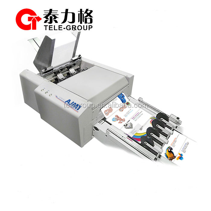 Envelop and cutted paper cup fans sheet paper printing machine with memjet technology
