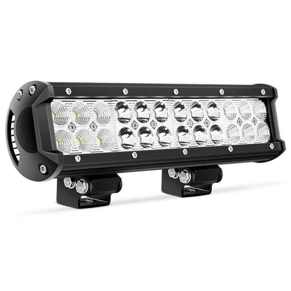 Super Bright Combo Beam 72W Offroad LED Light Bar รถ SUV รถบรรทุก LED