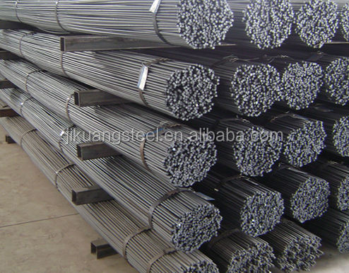 Factory direct supplies high tensile deformed steel rebar, deformed steel bar ,Grade 40 Grade 60 rebar steel prices