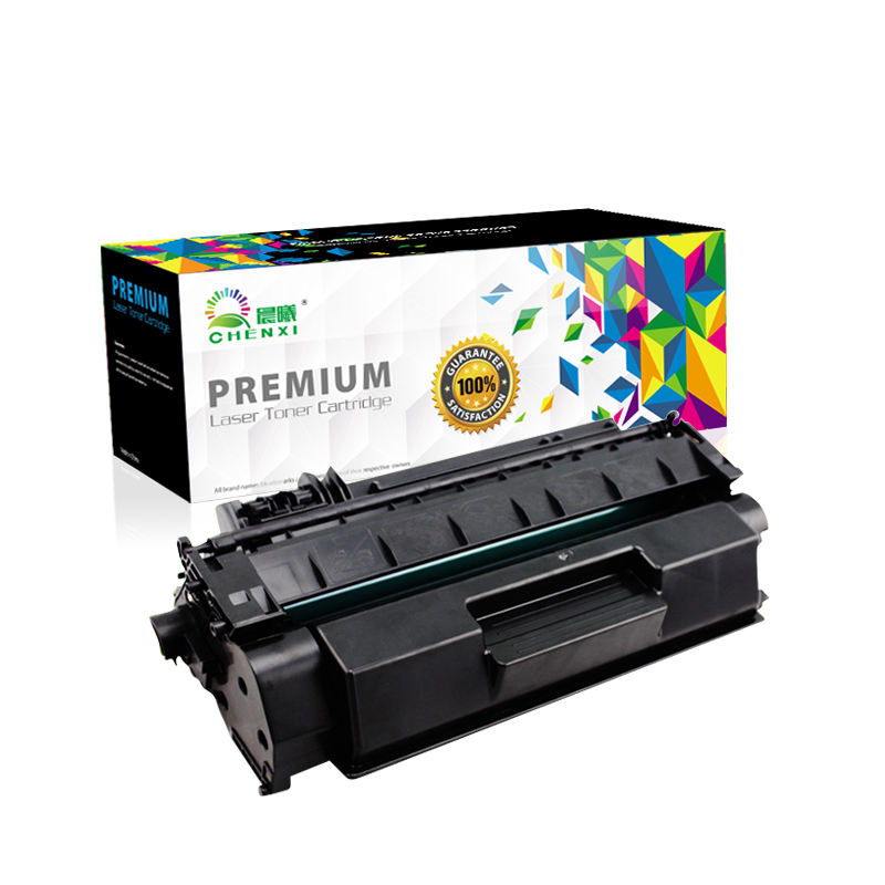 CHENXI Toner cartridge 505A 05A CE505A toner best products compatible for hp P2035 400/ M401 Printer