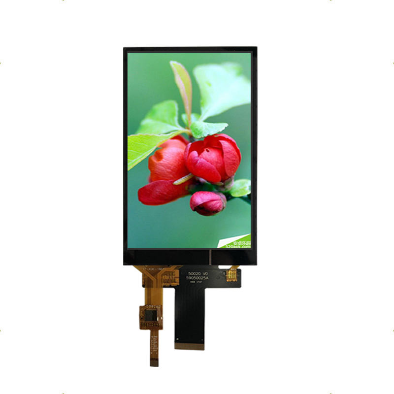 KD050HDFIA020-C020C 5.0 inch 720*1280 IPS TFT LCD display with MIPI interface with build-in capacitive touch panel