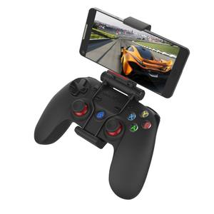 2.4G Wireless Gamepad USB Bluetooth Smart Phone Android Controller di Gioco Joystick per PC/PS3/Android TV