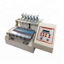 JIS test standard color dyeing fastness tester to rubbing