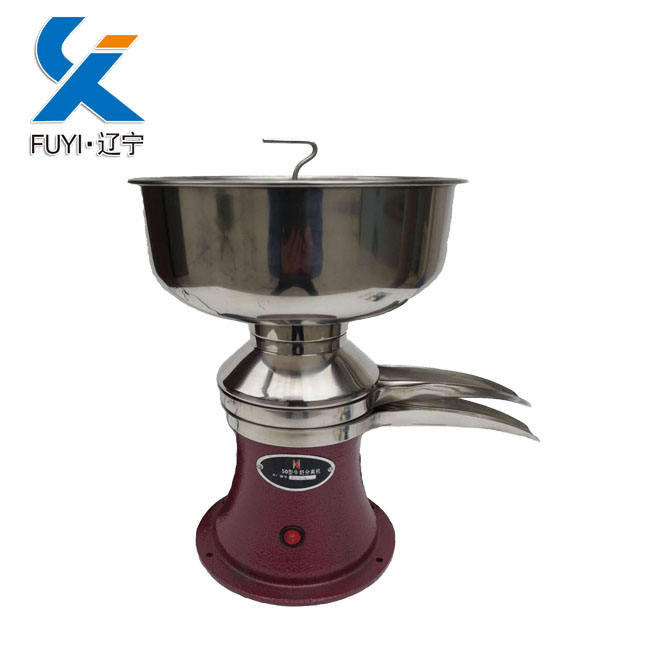 small stainless steel aluminum Alloy Electric Centrifugal Milk Cream Separator for Seperate Milk