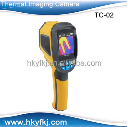 Caméra d'imagerie thermique infrarouge thermographie flir caméra