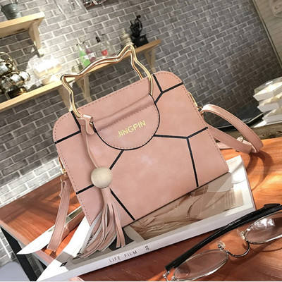YLB016 Oem handbags ladies cat hand bag