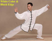 All seasons professional Wushu Red Tai Chi kung fu uniform