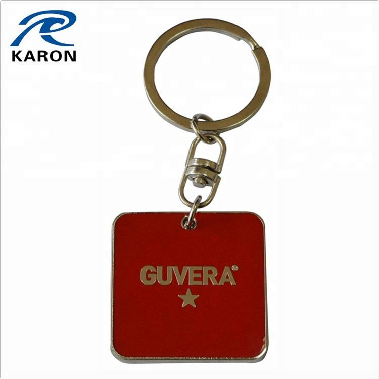 hard enamel key chain free samples with custom logo