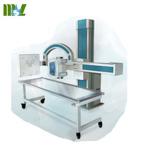 10mA ~ 630mA Digital High Frequency Radiography System for Medical / x ray Inspection Machine MSLDR04