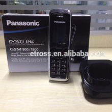KX-TW211 GSM cordless phone with 1 SIM card slot