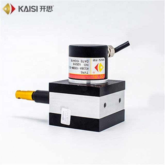 KAISI Draw Wire Encoder KS30-1200-012-C Output Signal NPN Linear Encoder Sensor