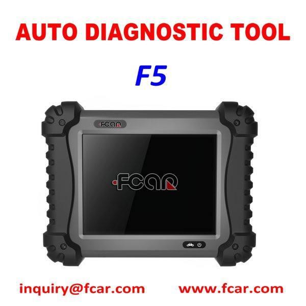 Fcar F5-D automotive heavy duty diagnosticar ferramentas F5 G equipamentos de digitalização