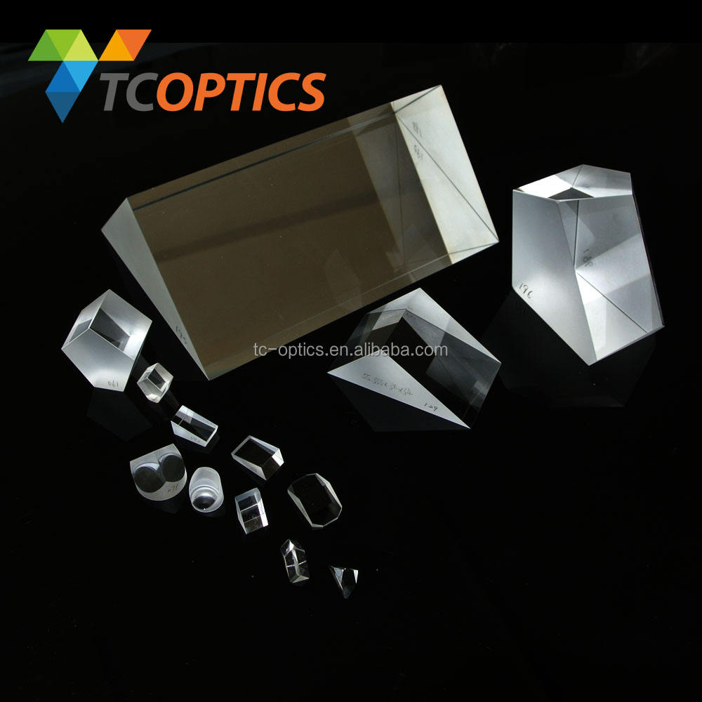 plastic/acrylic/PMMA optical prism