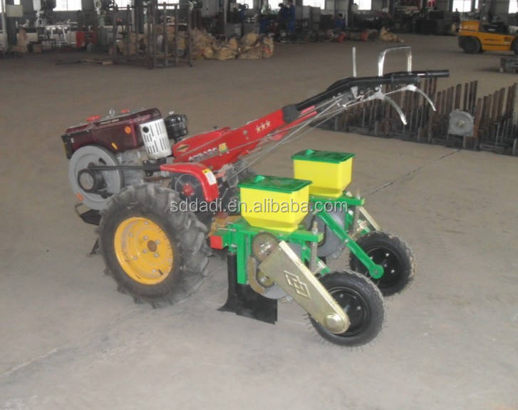 Beat price 2 row corn planter corn seeder for walking tractor