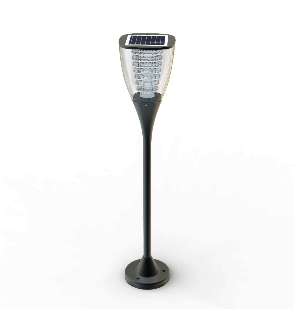 Outdoor Park Lighting Standing Solar Led Garden Lamp