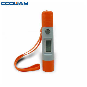 Mini non-contact zaklamp Digitale infrarood laser thermometer