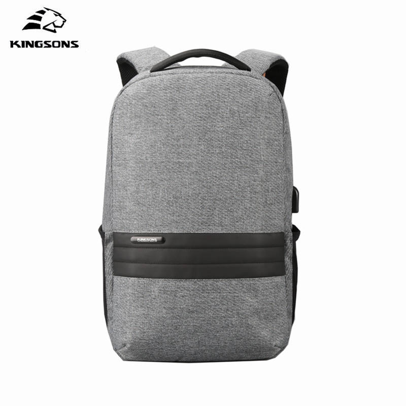 vintage Luxury Charging power bank Outdoor Anti Theft Laptop Man Back Pack USB Waterproof sac a dos Hiking Bag Backpack zaini