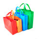 Recycled environmental friendly polypropylene spunbond bag non woven shopping bags