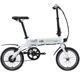 16 inch Light Folding Electric Bike Easy To Go Smart Folding Bike