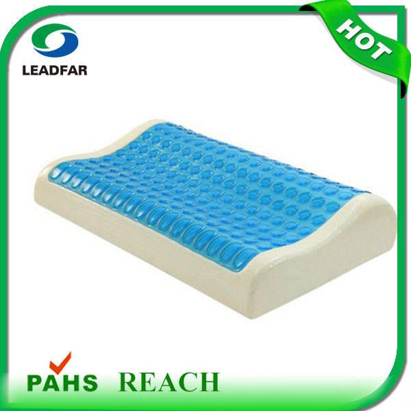Fabricant fournir mémoire mousse de l'allégement de la pression et température règlement cool gel <span class=keywords><strong>visco</strong></span> oreiller