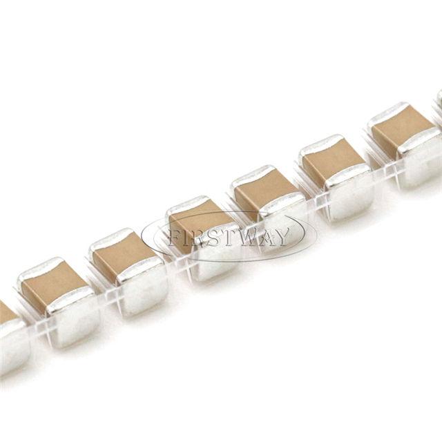 100pcs 1206 3216 106K 10uF 25V 106 Ceramic SMD Capacitor CL31A106KAHNNNE