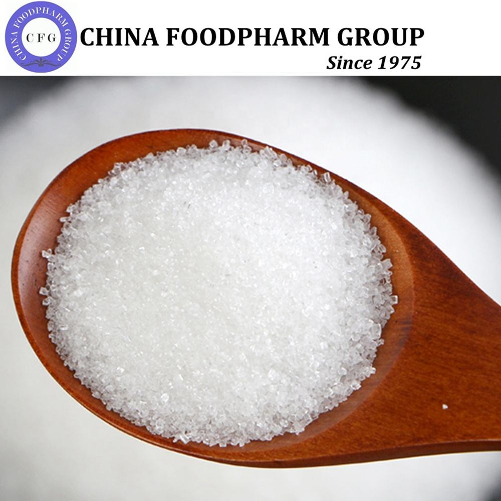 China Manufacturer sugar free candy additives purity 99% min organic xylitol