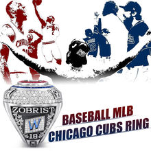 Wholesale fashion design Custom championship Baseball MLB Chicago Bears Championship Ring