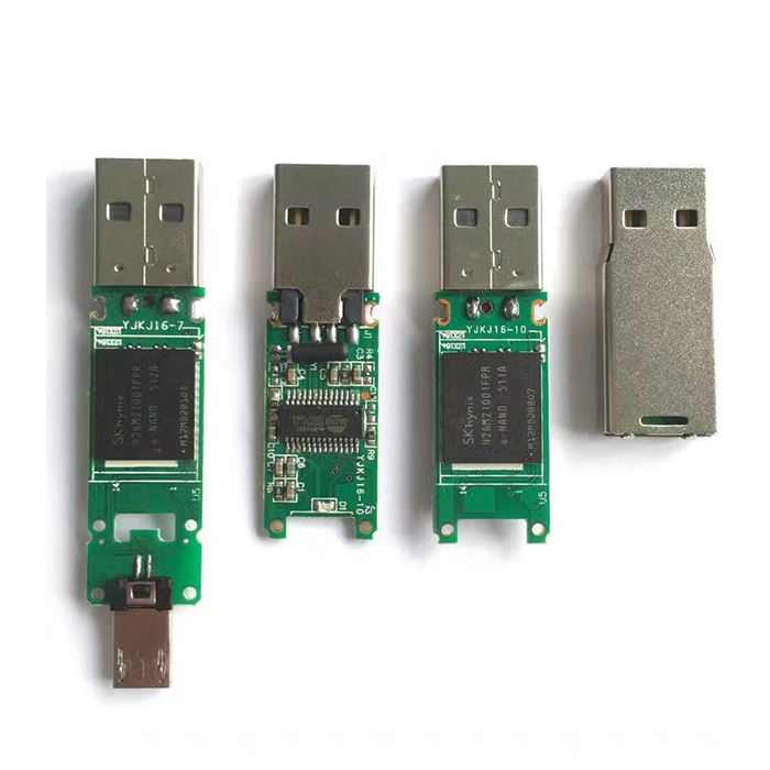 Gitra USB CHIP USB Flash Drive No Housing PCB Boards 16GB Flash Memory Chips USB 2.0 3.0 8gb 64gb 32gb 128gb