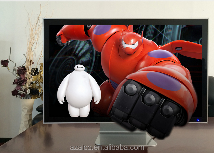 """공장 가격 안경 무료 3D lcd 광고 플레이어 48 """"실내 응용 프로그램 4 천개 화면"""
