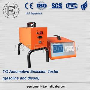 Manufacture YQ Portable Exhaust Gas Analyzer Emission Test Machine