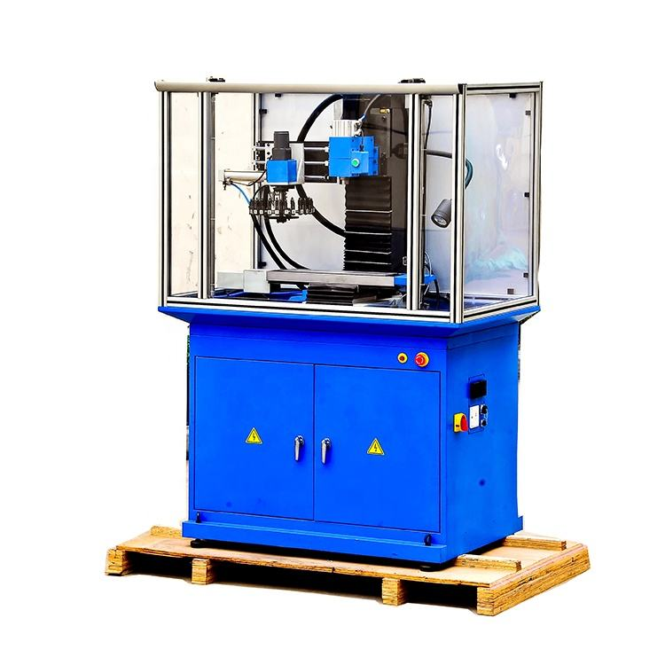 Portable gantry mini cnc milling machine for metal