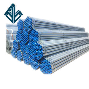G I pipe structure galvanized pipe and tube price