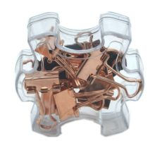 Metal File Clips rose gold Paper Calendar Clips Clamp binder clips