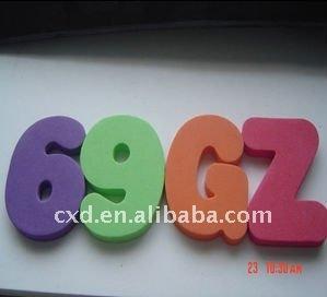 EVA продукции, высокое отскок EVA, игрушки EVA заводе прямые цифровые образовательные детские