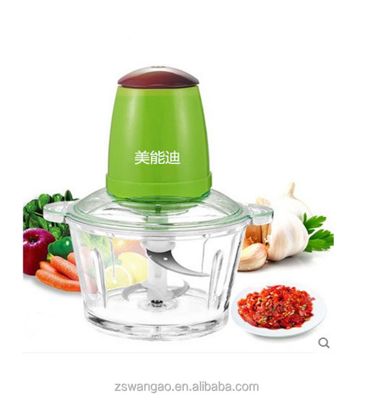Household Multi-Function Electric Meat Grinder