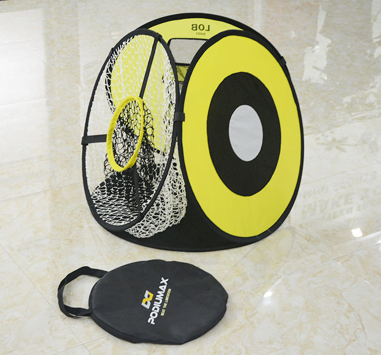 Pop-Up Instant Golf Chipping Net
