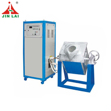 JINLAI IF Series Hot Sale High Heating Speed Brass Bronze Copper Small Smelting Furnace (JLZ-160)