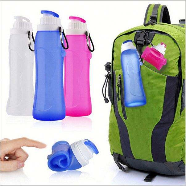 New design hot sale cheap plastic drinking water bottle with handle