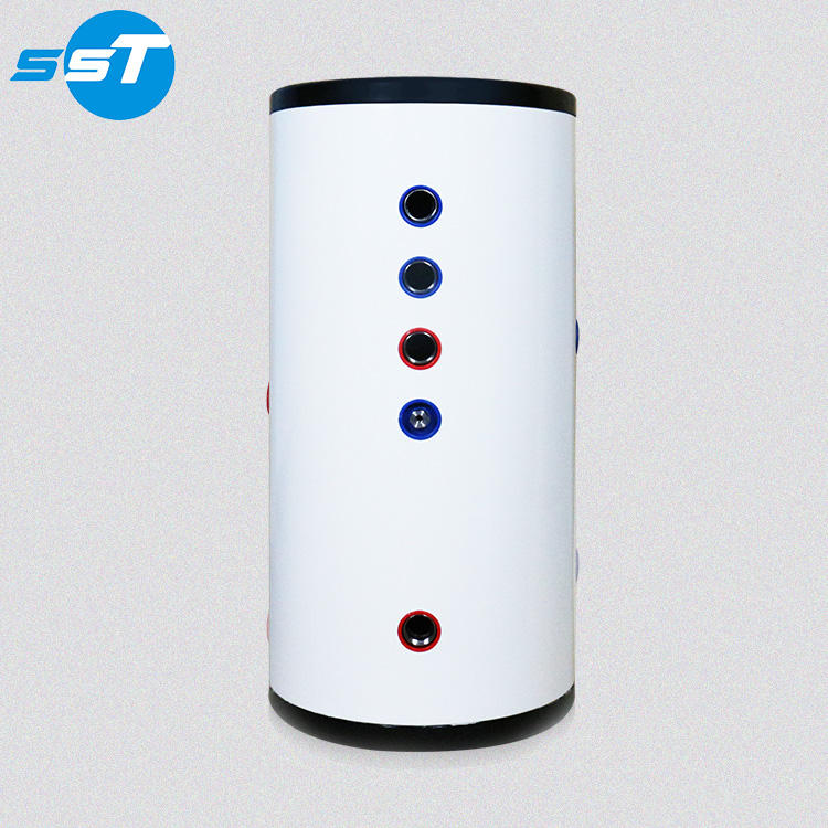 CE Efficient copper coil state electric hot water heater, electric hot water tank storage