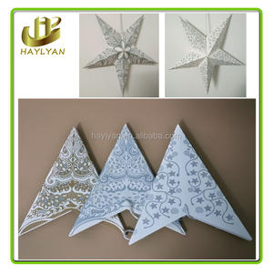 Indian Hanging Luar Kertas Lentera star Grosir