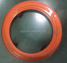 Cylinder trolley 360 degree for gas cylinder and flowerpot stock goods ZJ-J1001