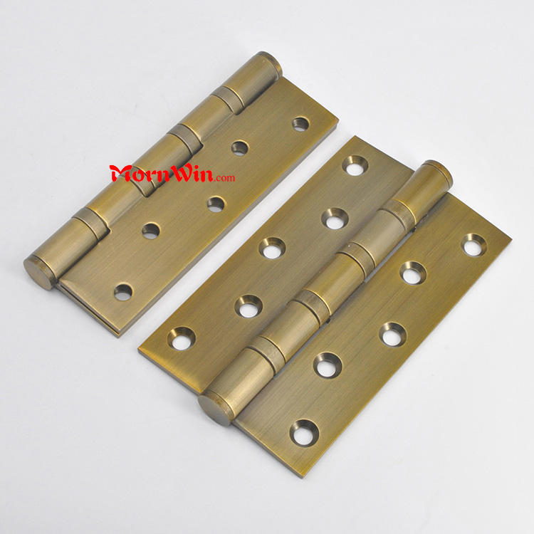 China manufacturer High quality mortising stainless steel door hinges specifications
