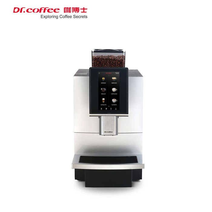 Dr. Coffee F12 bean to cup coffee machine for office, hotel , restaurant